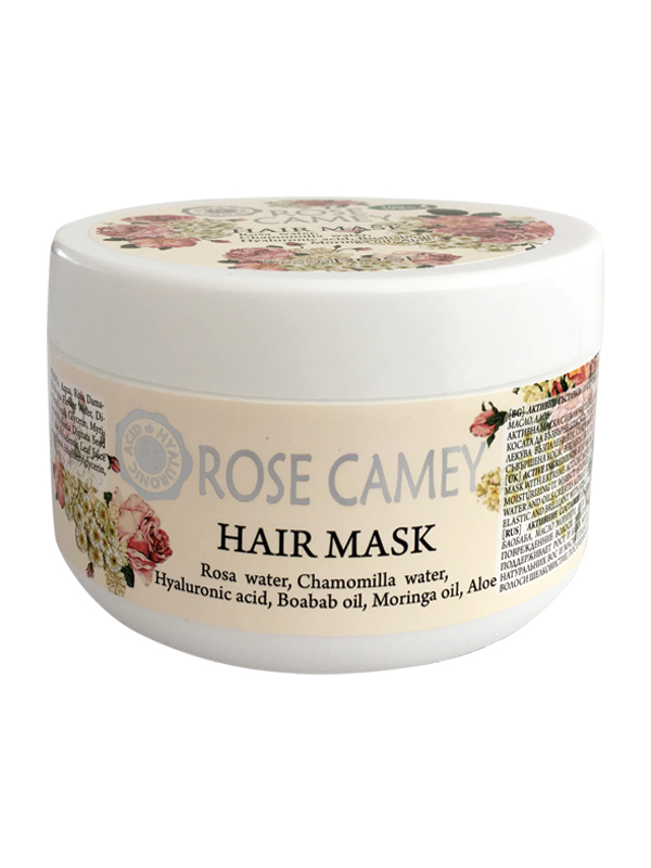 Rose Camey Hair Mask