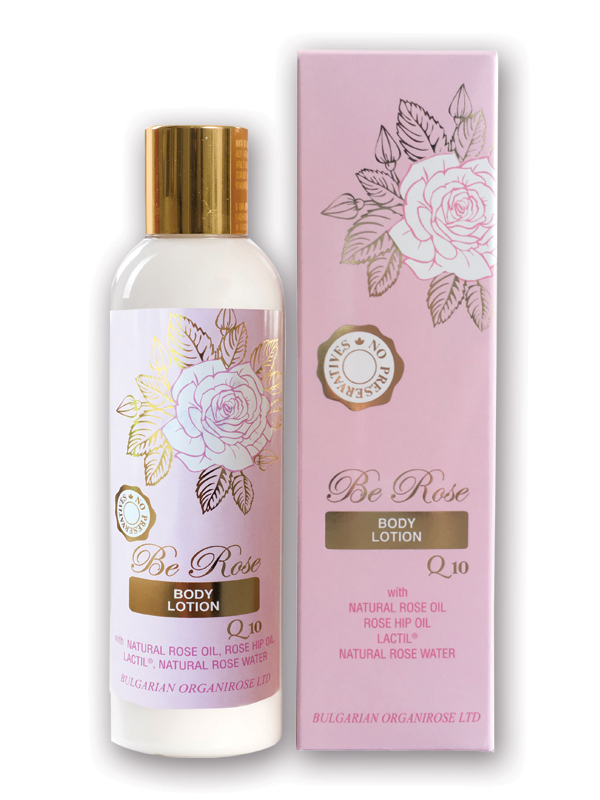 Body Lotion Be rose