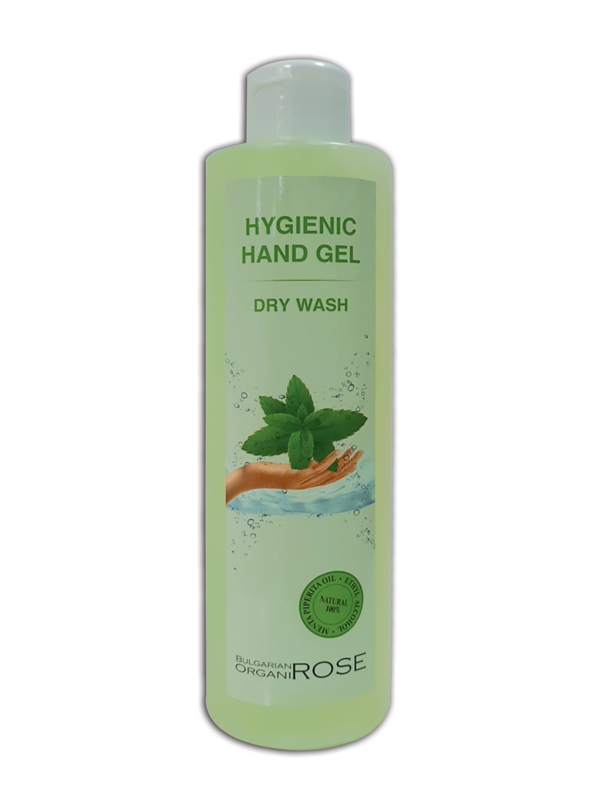 Hand Gel Without Washing Mint