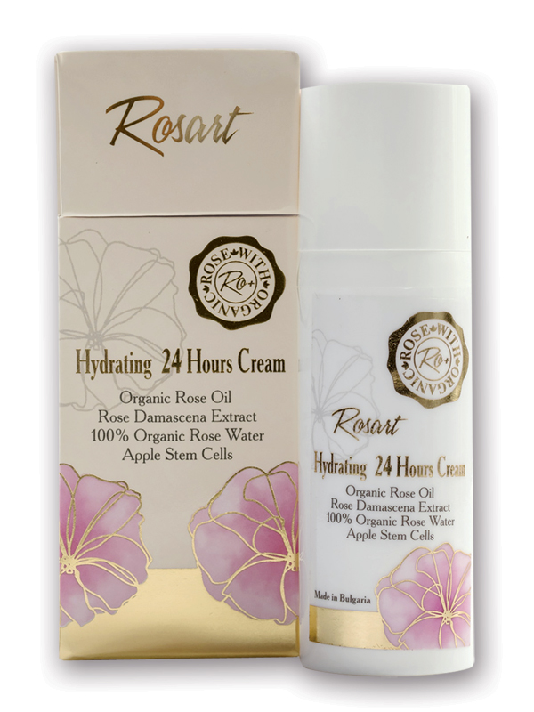 Hydrating 24 Hour Face Cream Rosart