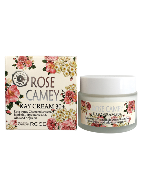 Face Cream 30+ Rose Camey