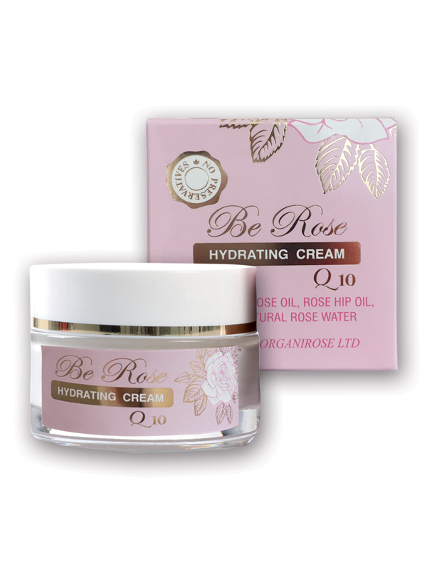 Hydrating cream Be rose