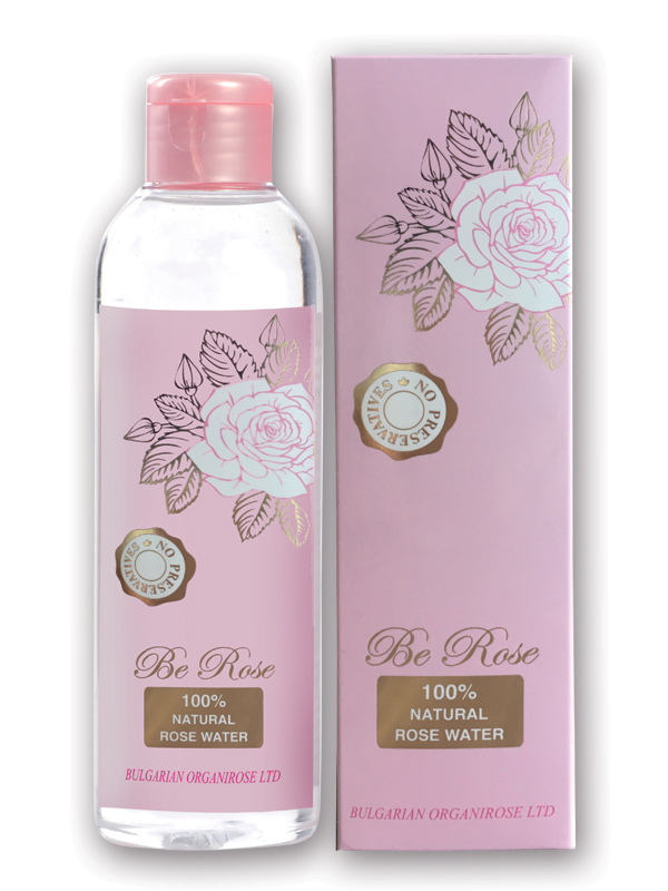Natural rose water Be rose
