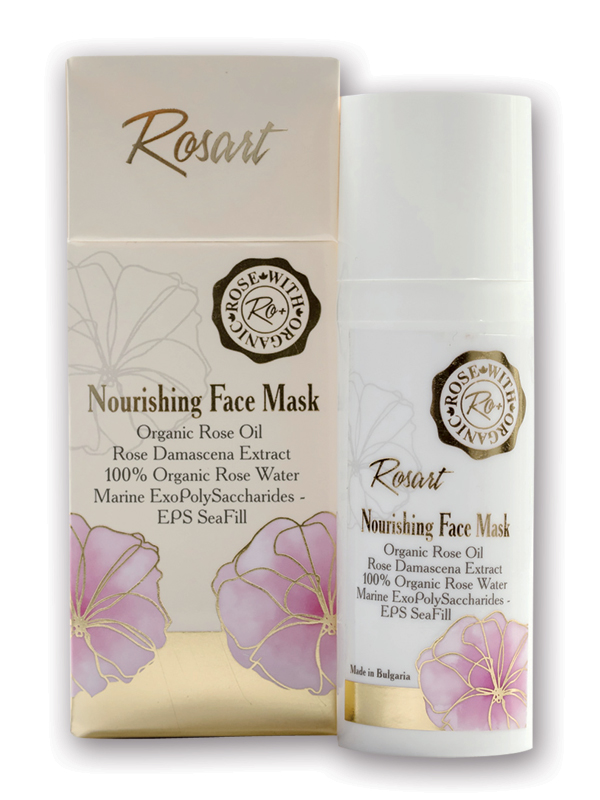 Nourishing Face Mask Rosart