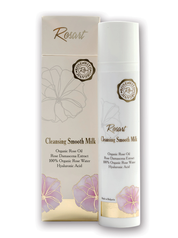 Cleansing Smooth Milk Rosart