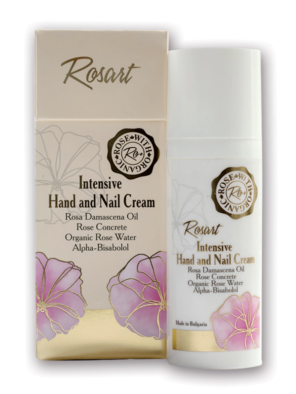 Intensive Hand and Nail Cream Rosart